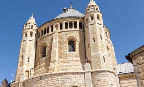 Mormantul Regelui David din Ierusalim