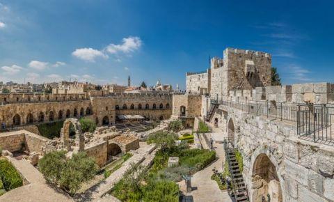 Centrul Istoric din Ierusalim