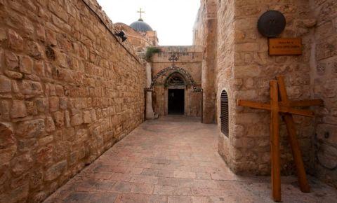 Drumul Crucii din Ierusalim