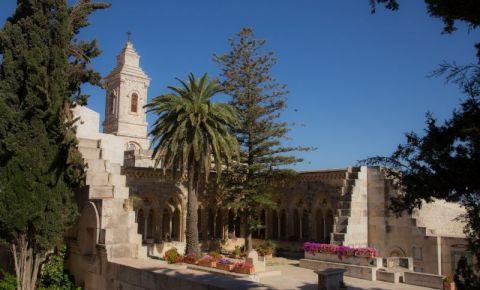 Biserica Tatal Nostru din Ierusalim
