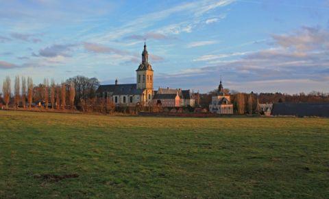Parcul Abbey din Heverlee