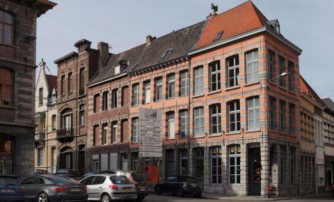 Casele Vechi de pe Strada Barre-St-Brice din Tournai