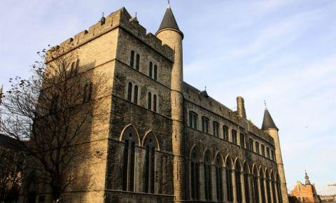 Castelul lui Gerard Demonicul din Gent