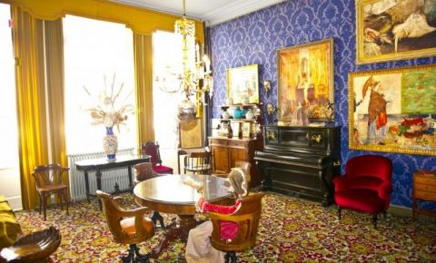 Muzeul James Ensor din Oostende