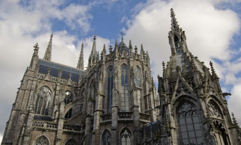 Biserica Sfintii Petru si Paul din Oostende