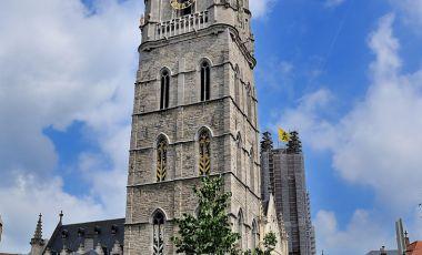Turnul Belfort din Gent