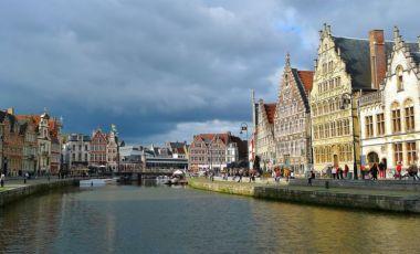 Cheiurile Graslei si Korenlei din Gent