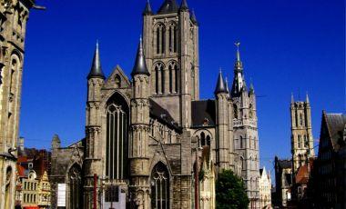Catedrala Sfantul Bavo din Gent