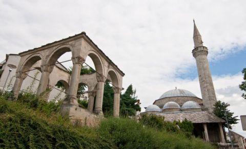 Moscheea Karadjozbeg din Mostar