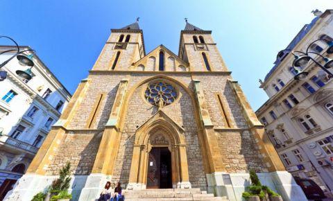Catedrala Romano-Catolica din Sarajevo
