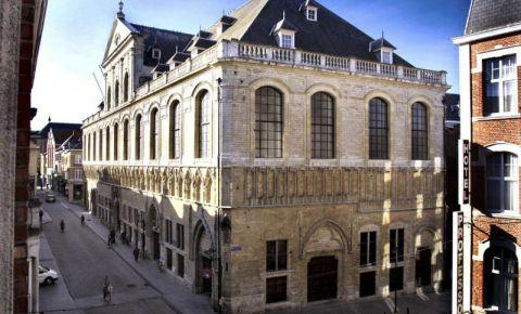 Muzeul Lakenhal din Leuven