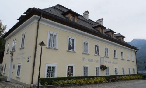 Muzeul National de Muzica din Sankt Gilgen