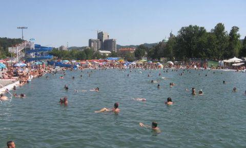 Lacul Panonica din Tuzla