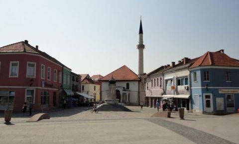 Piata Centrala din Tuzla