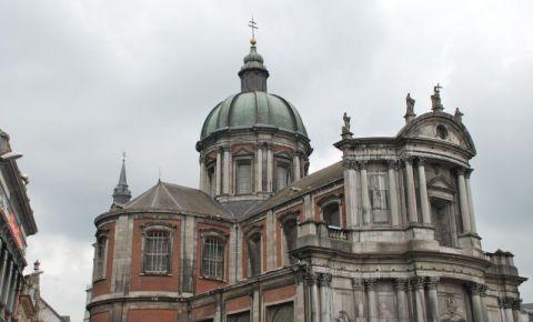 Catedrala Saint Aubin din Namur