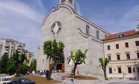 Biserica Catolica din Mostar