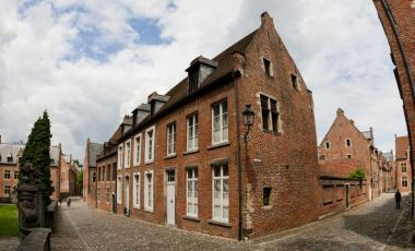 Complexul Istoric Groot Begijnhof din Leuven