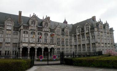 Palatul Princiar al Episcopilor din Liege