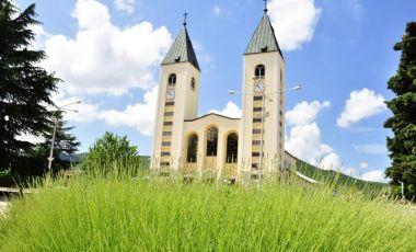 Biserica Sfantul Iacob din Medjugorje