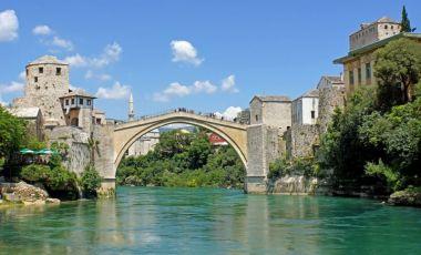 Podul Vechi din Mostar
