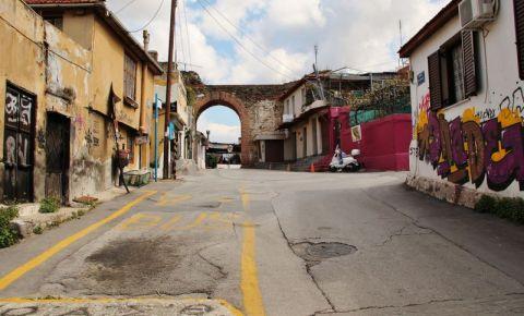 Cartierul Ano Poli din Salonic