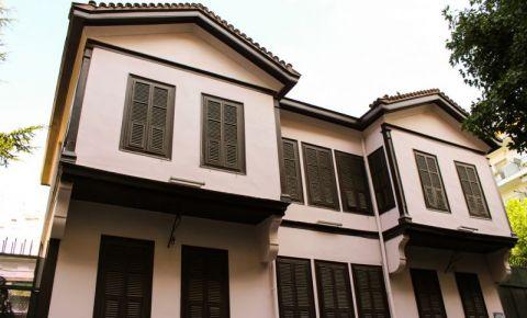 Casa Memoriala Mustafa Kemal Ataturk din Salonic