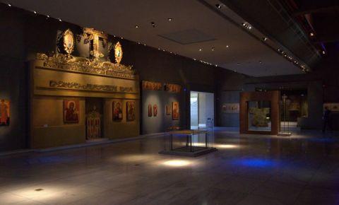 Muzeul Culturii Bizantine din Salonic