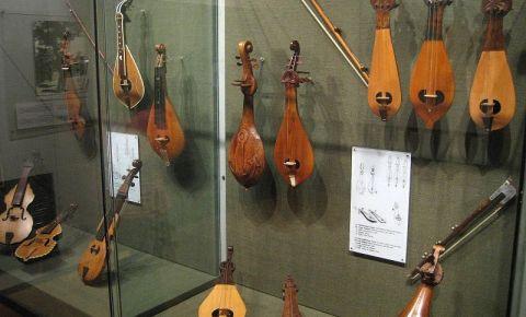 Muzeul Instrumentelor Muzicale Vechi din Salonic