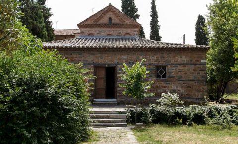 Biserica Sfantul Nicolae Orfanul din Salonic