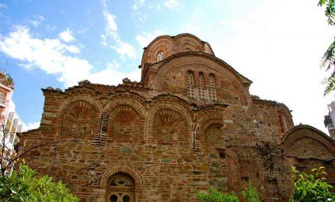 Biserica Sfantului Pantelimon din Salonic