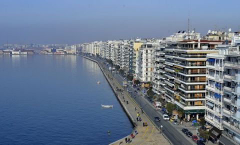 Promenada din Salonic