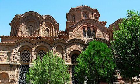 Biserica Sfanta Ecaterina din Salonic