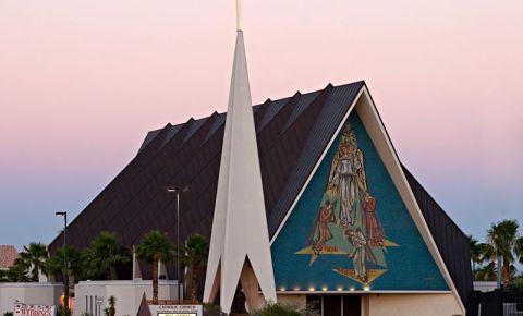 Catedrala Ingerul Pazitor din Las Vegas