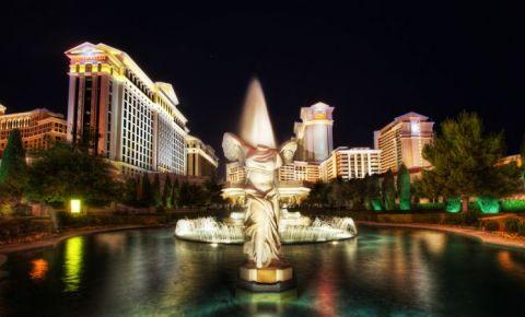 Complexul Caesars Palace din Las Vegas