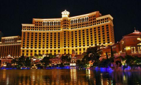 Hotelul Bellagio din Las Vegas