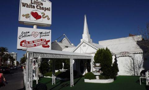 Capela Alba din Las Vegas