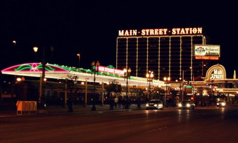 Complexul Main Street Station din Las Vegas