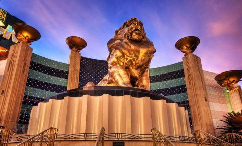Complexul MGM Grand Lion Habitat