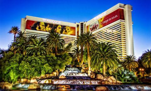Complexul Mirage din Las Vegas