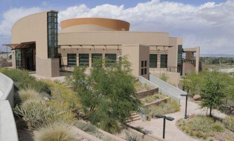 Muzeul Statului Nevada din Las Vegas