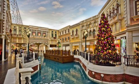 Resortul Venetian Las Vegas