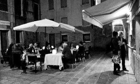 Restaurant Ai Mercanti - Venetia