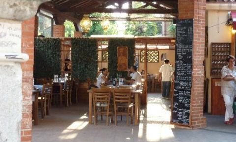 Restaurantul Al Merca