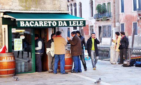 Restaurant Bacareto Da Lele - Venetia