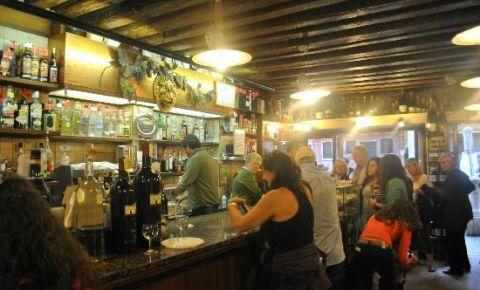 Restaurant Cantinone Gia' Schiavi - Venetia