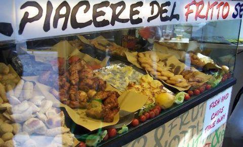 Restaurantul Fritto & Frutta