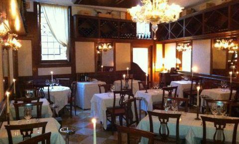 Restaurantul Hostaria da Franz