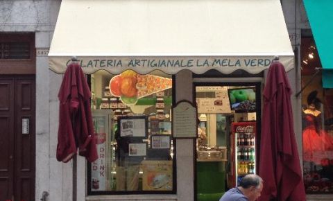 Restaurantul La Mela Verde