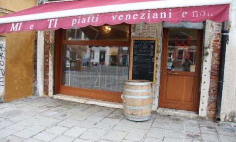 Restaurantul Mi e Ti
