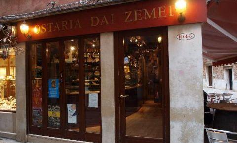 Restaurantul Ostaria dai Zemei